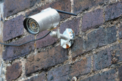 Security-camera-old-wall