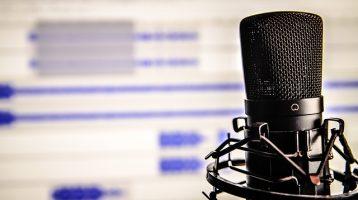 Podcast Recording